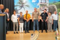 Die Kinderhilfe ehrte ihre langjährigen Mitglieder und Spender