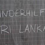 Gebrauchte Schulmöbel für Sri Lanka