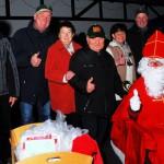 Erlös vom Weihnachtsmarkt an Kinderhilfe